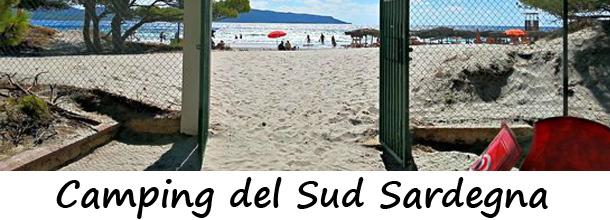 Camping del Sud Sardegna