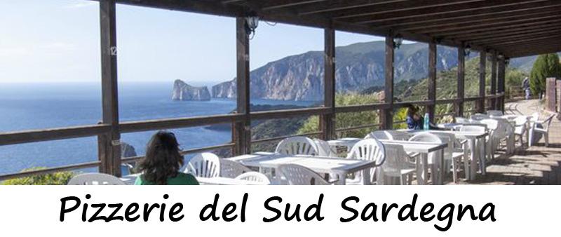 Le Pizzerie del Sud Sardegna