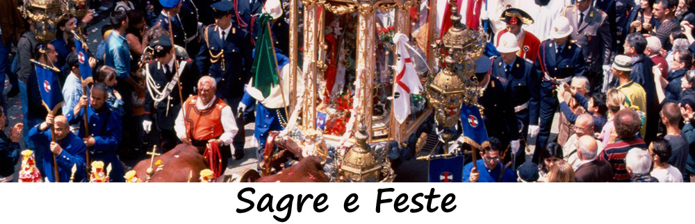 Sagre e Feste nel Sud Sardegna