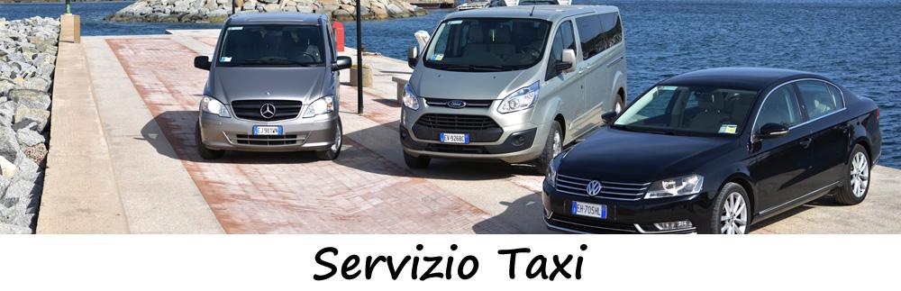 Servizio taxi sud sardegna