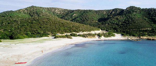 Spiaggia di Campionna