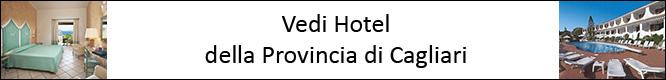 Alberghi e Hotel in Provincia di Cagliari