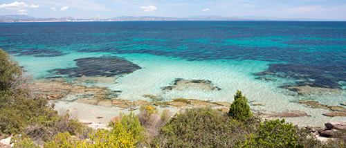 Spiaggia Cantagalline