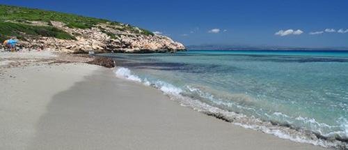 Spiaggia Coaquaddus