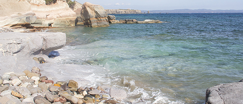 Spiaggia Geniò