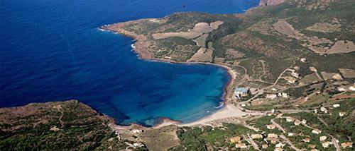 Spiaggia La Caletta o Spalmatore