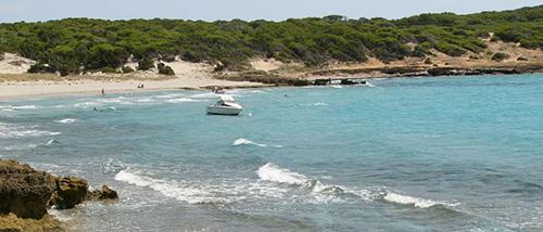Spiaggia Portu Pineddu