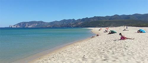 Spiaggia Sa Punt'e S'Arena
