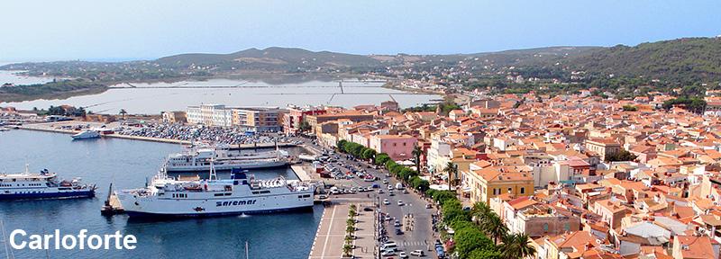Porto di Carloforte Sardegna