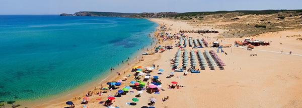 Costa verde Sardegna