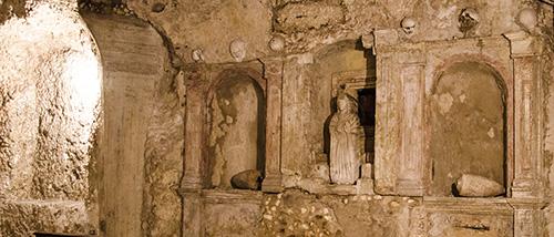 Cripta a Cagliari