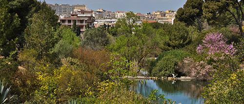 Parco Monte Urpinu a Cagliari