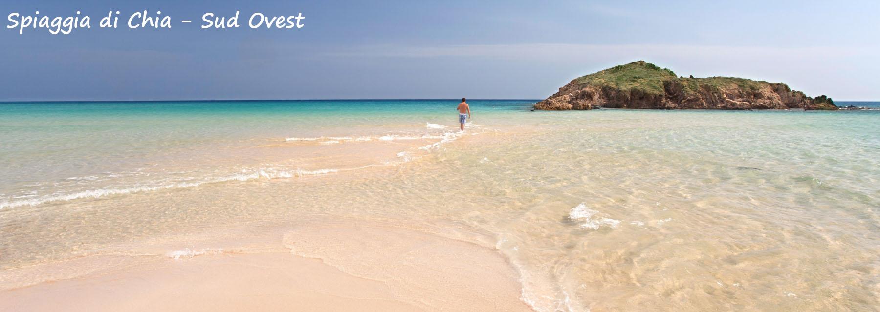 Spiaggia di Chia Sardegna