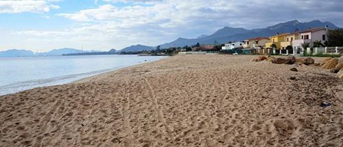 Capoterra spiaggia Frutti D'Oro