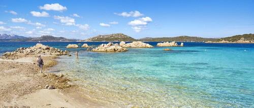 Spiaggia La maddalena a Capoterra