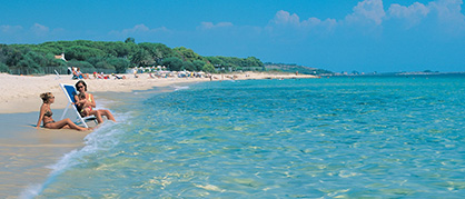 Spiagge di Domus de Maria