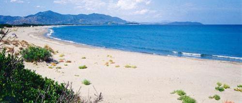 Spiaggia Feraxi Muravera