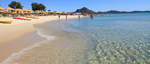 Spiagge di muravera sardegna del sud - Spiaggia piscina rei ...