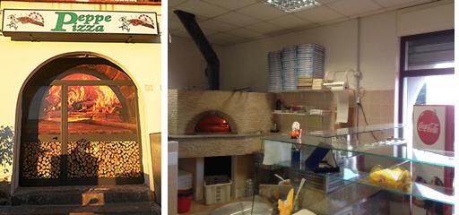 Pizzeria Peppe Pizza Carbonia