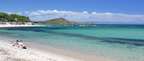Pula spiaggia Fichi