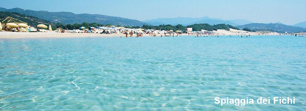 Spiaggia Fichi