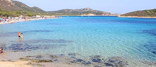 Spiagge di Teulada elenco
