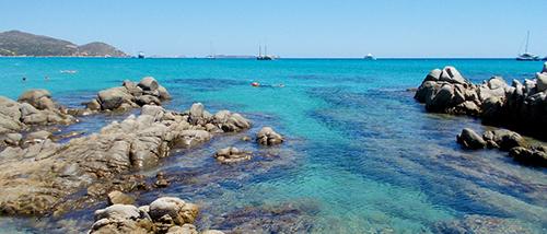 Spiaggia Notteri Sardegna