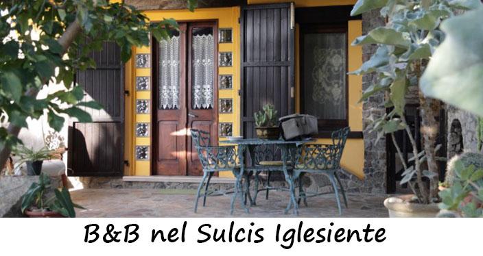 Bed & Breakfast nel Sulcis Iglesiente