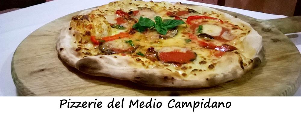Pizzerie nel Medio Campidano