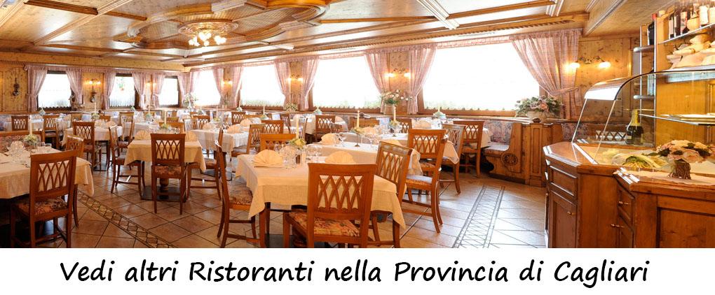 Vedi altri Ristoranti nella Provincia di Cagliari