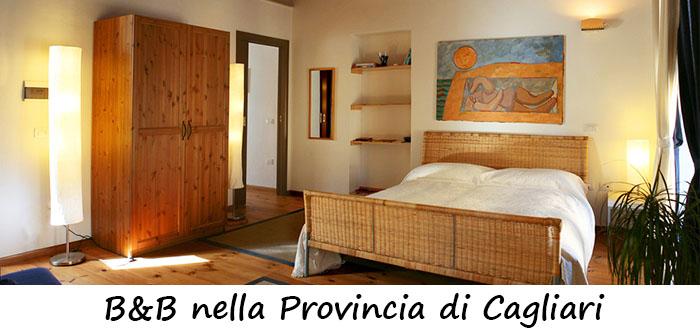 bed & breakfast a Cagliari e provincia