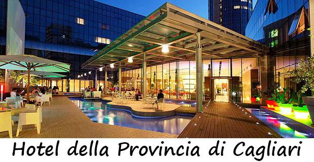 Hotel nella provincia di cagliari