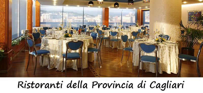Ristoranti nella Provincia di Cagliari