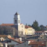 Vista città di Samassi