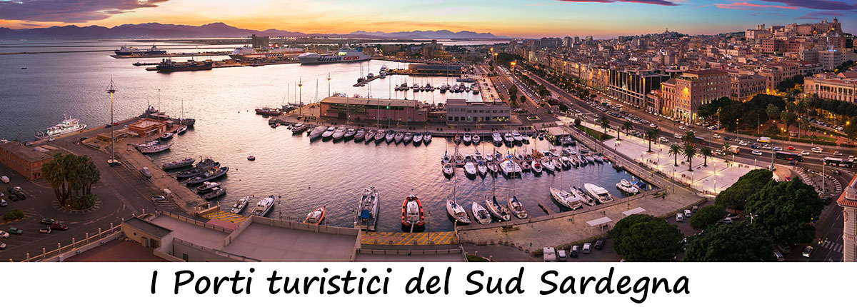 Porti turistici della Sardegna del Sud