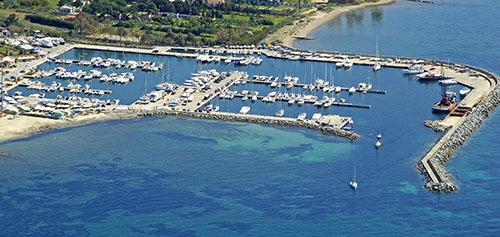 Marina di Capitana a Quartu Sant'Elena