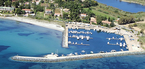 Marina di Perd'e Sali a Sarroch